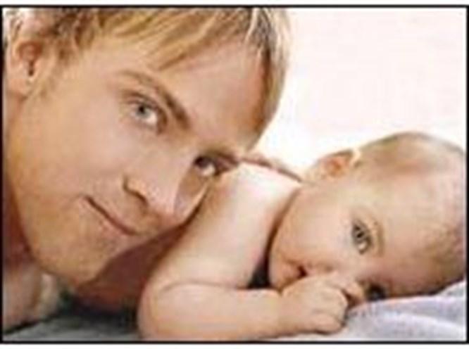 Anna'nın bebeğinin babası gay iddiası